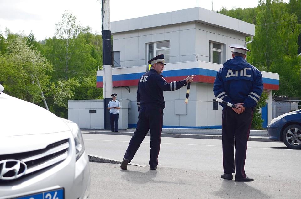Жителя Красноярского края наказали за агрессию