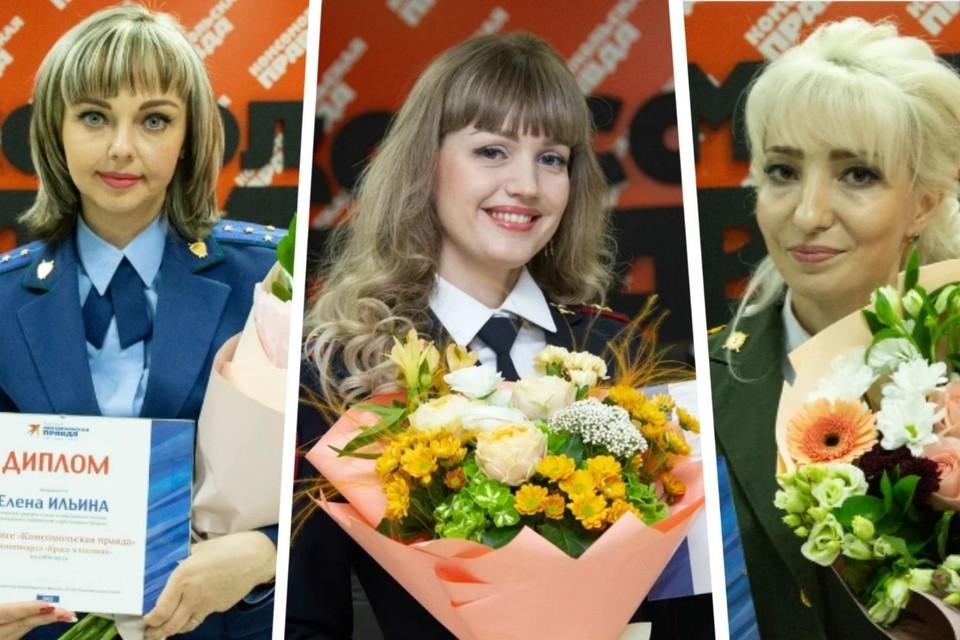 Больше миллиона лайков получили самые очаровательные обладательницы погон в Новосибирской области.