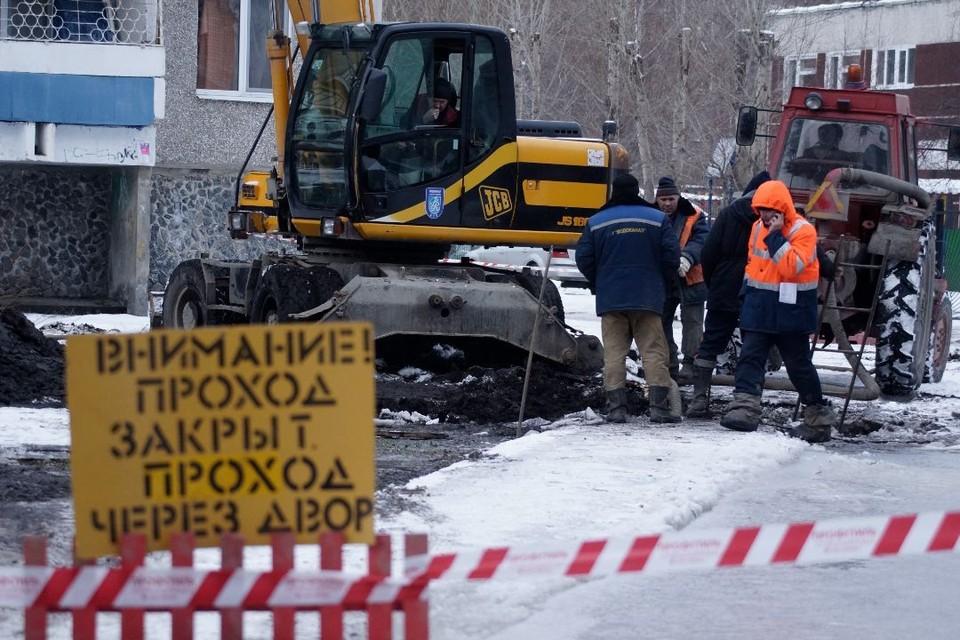 Основное отключение затронуло дома, расположенные по улицам Сосновной и Некрасова.