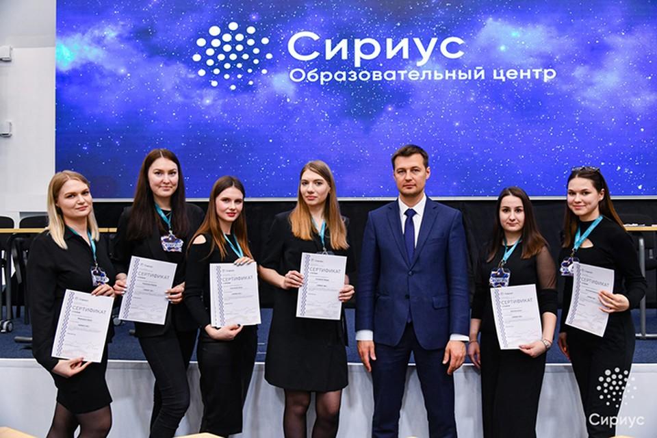 Студентки Мининского университета привезли победы с обучения в «Сириусе».