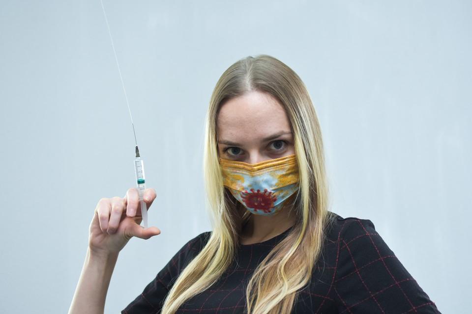Истории о пропитанных химикатами масках оказались фейком.