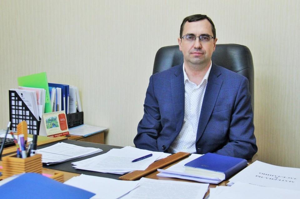 Алексей Степанов назначен на пост главы финансово-экономического управления администрации