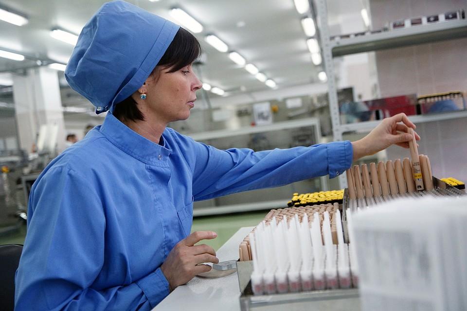 Нужно иметь мощности для производства вакцин на разных платформах