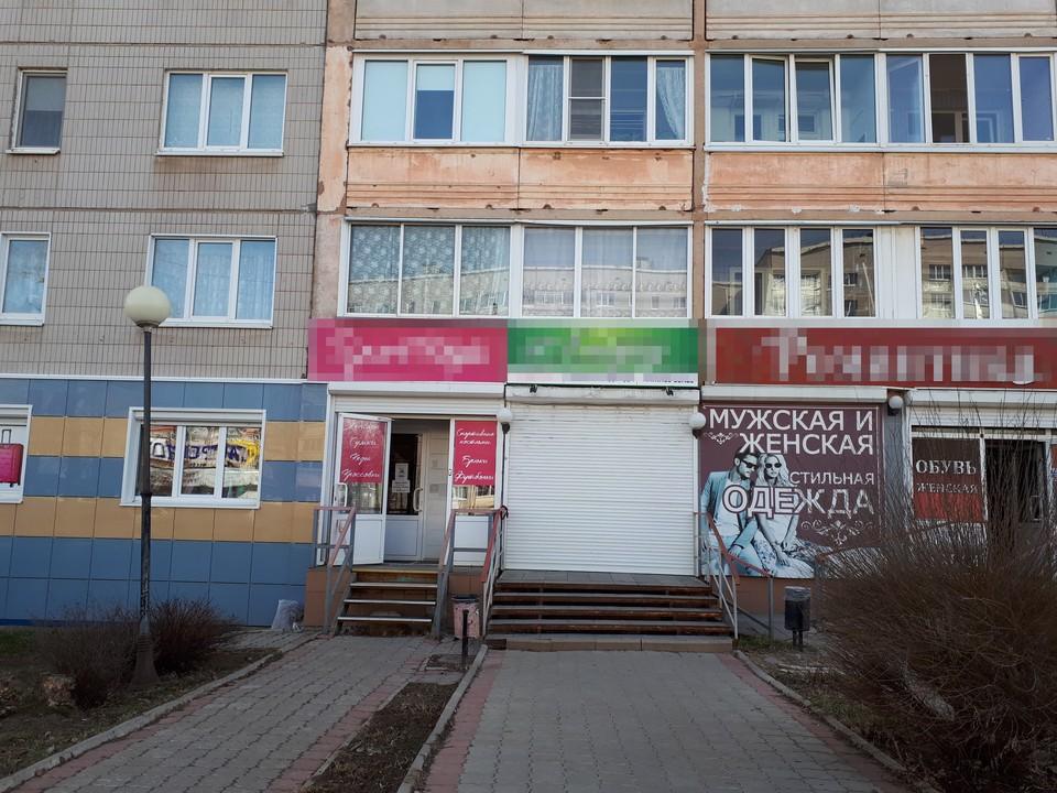 Убийство произошло в магазине на ул. Клубной в Ижевске посреди бела дня в присутствии покупателей