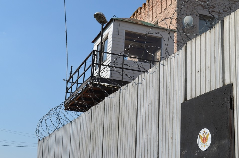 В орловских колониях содержатся почти три с половиной тысячи осужденных