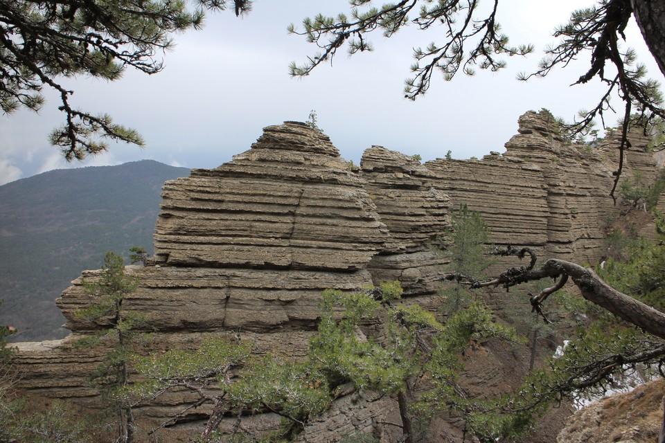 В горах Крыма возможны заморозки.