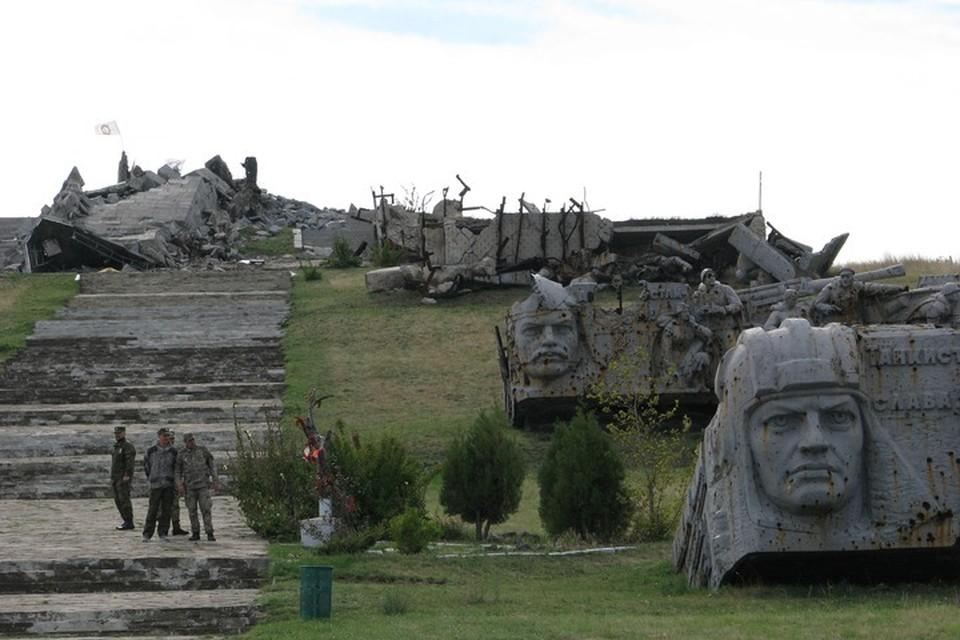На «Саур-Могилу» приедет передвижная экспозиция с подлинными предметами Великой Отечественной войны