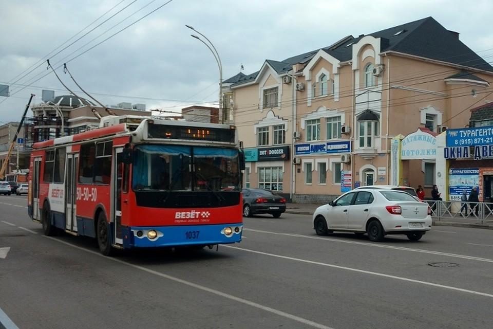 Троллейбус выйдет на маршрут следования в Заволжском районе.