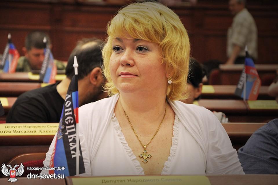 В ДНР законодательно закрепят положения доктрины «Русский Донбасс». Фото: dnrsovet.su