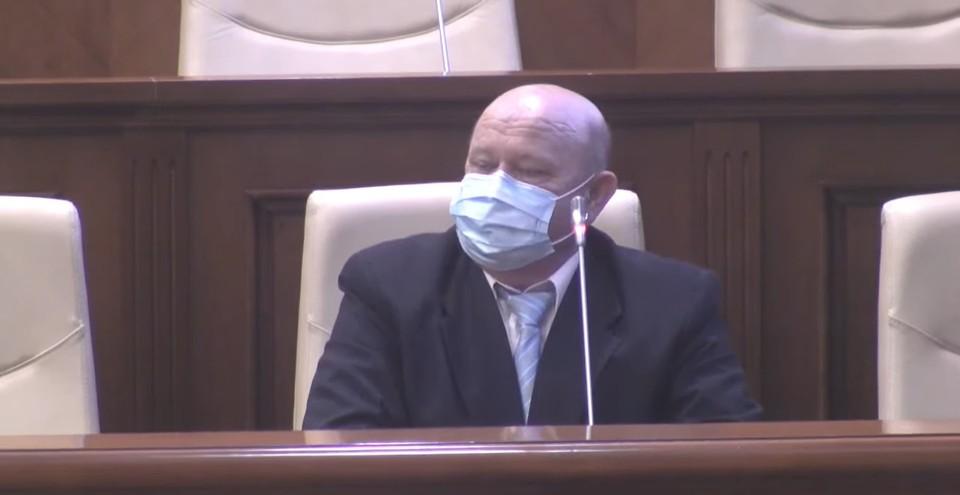Борис Лупашку работал в качестве прокурора с 1979 по 2006 годы.