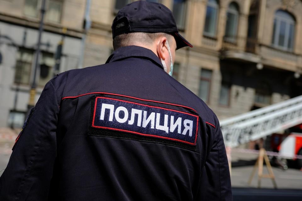 Полиция просит курян бытьбдительными