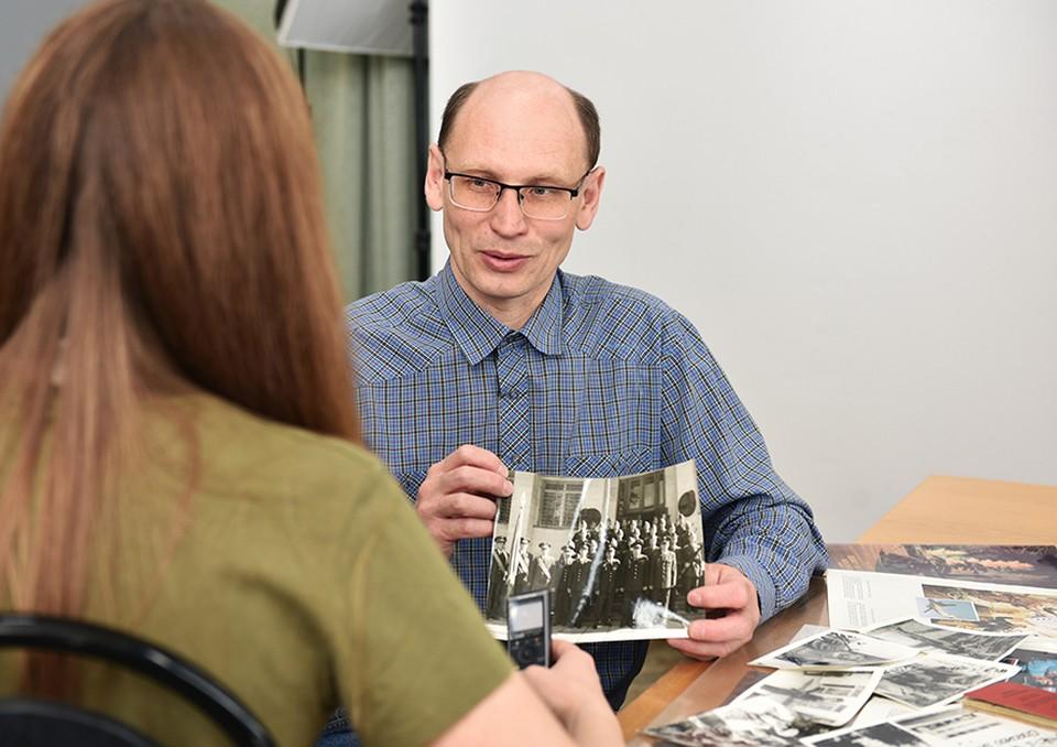 Олег Стариннов в 90-е годы служил в Центре подготовки космонавтов имени Ю.А. Гагарина