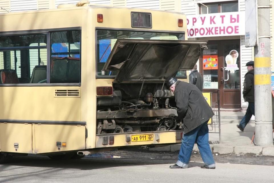 Бесплатный проезд обещали в автобусах маршрутов № 44, 55 и 77