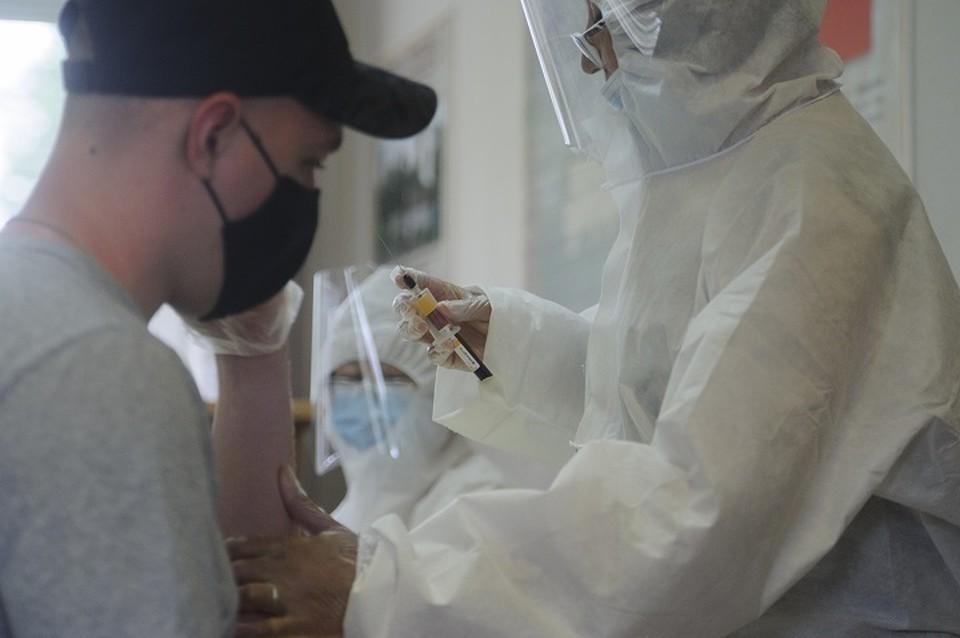 У 50 кузбассовцев за сутки подтвердился коронавирус