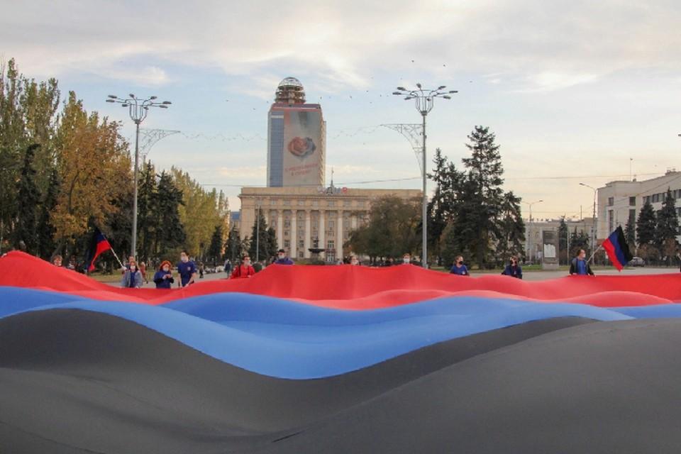 Свое будущее жители Республик связывают только с Россией