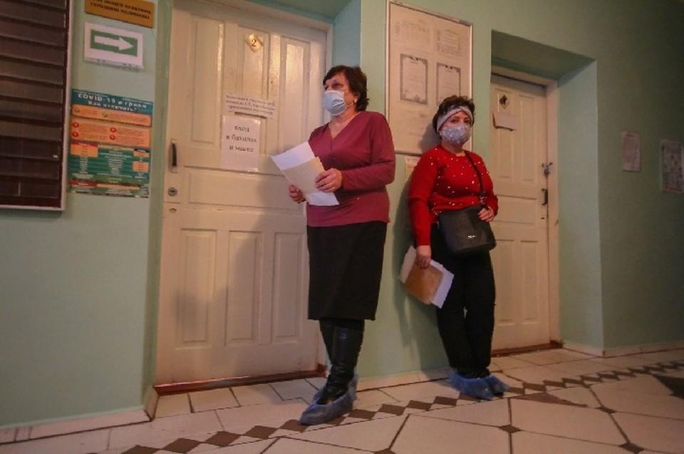 За минувшие сутки в больницы обратились 122 пациента с пневмонией
