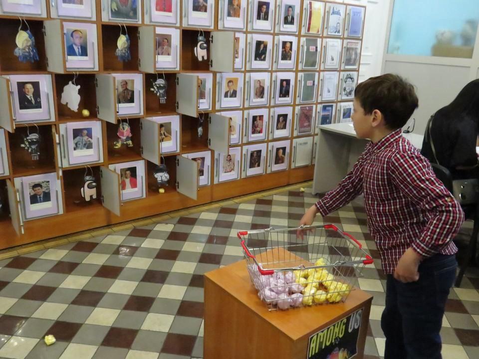В Хабаровске прошла «Библионочь»