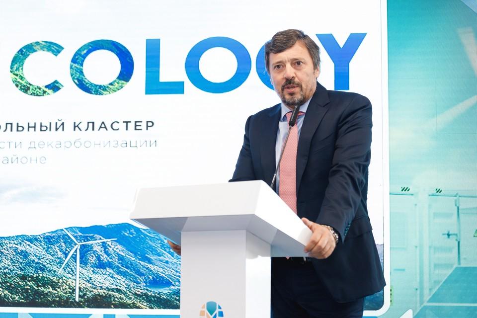 Председатель Совета директоров ООО «Восточная горнорудная компания» (ВГК) Олег Мисевра