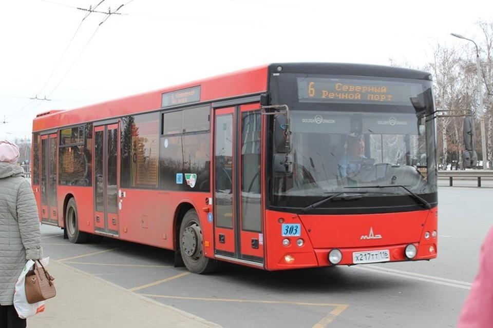 На шести маршрутах будут работать 13 автобусов.