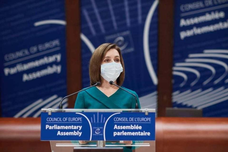Визит в Страсбург - самая дорогая поездка Майи Санду с начала мандата президента.