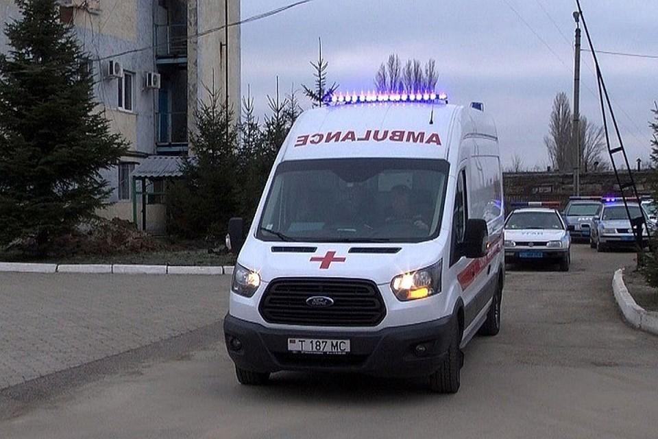 Пострадавший госпитализирован с тяжелыми травмами (Фото: МВД Приднестровья).