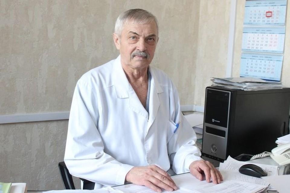 Александр Шлегель
