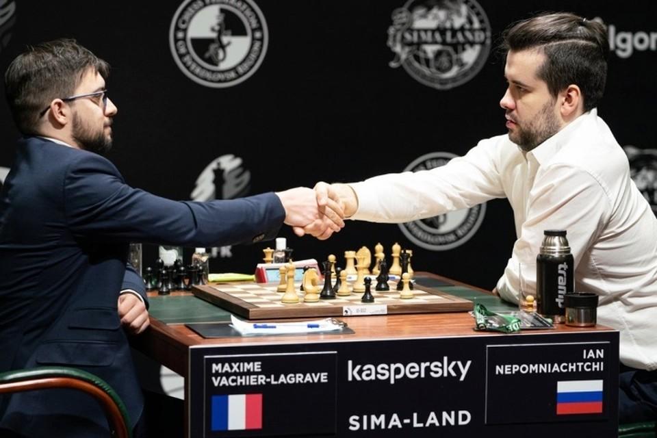 Брянский гроссмейстер Ян Непомнящий досрочно выиграл турнир претендентов.