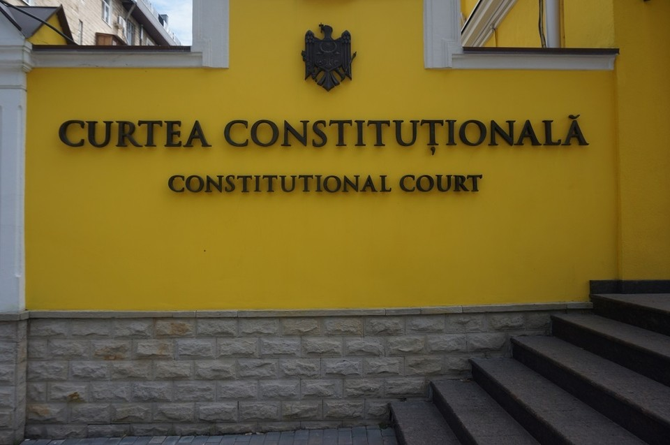 Конституционный суд Молдовы признал незаконным решение парламента отправить в отставку его председателя Маноле. Фото:соцсети