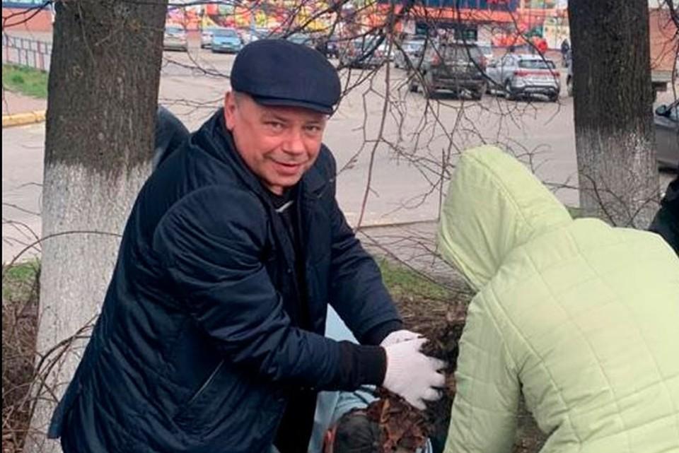 Подал в отставку врио замгубернатора Брянской области Владимир Оборотов.