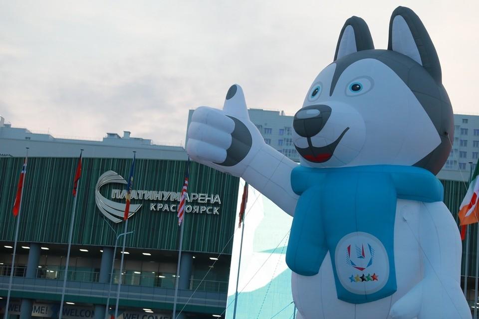 Спортивные объекты Красноярского края вошли в список лучших в стране