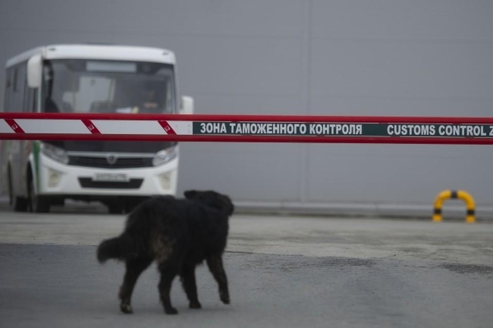 Сотрудника таможни в Сочи подозревают в получении взятки в сумме 30 тыс. рублей