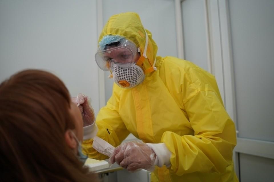 За сутки выявлено 99 больных коронавирусом