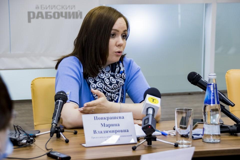 Круглый стол «Школа и личность» в Сибирской медиагруппе