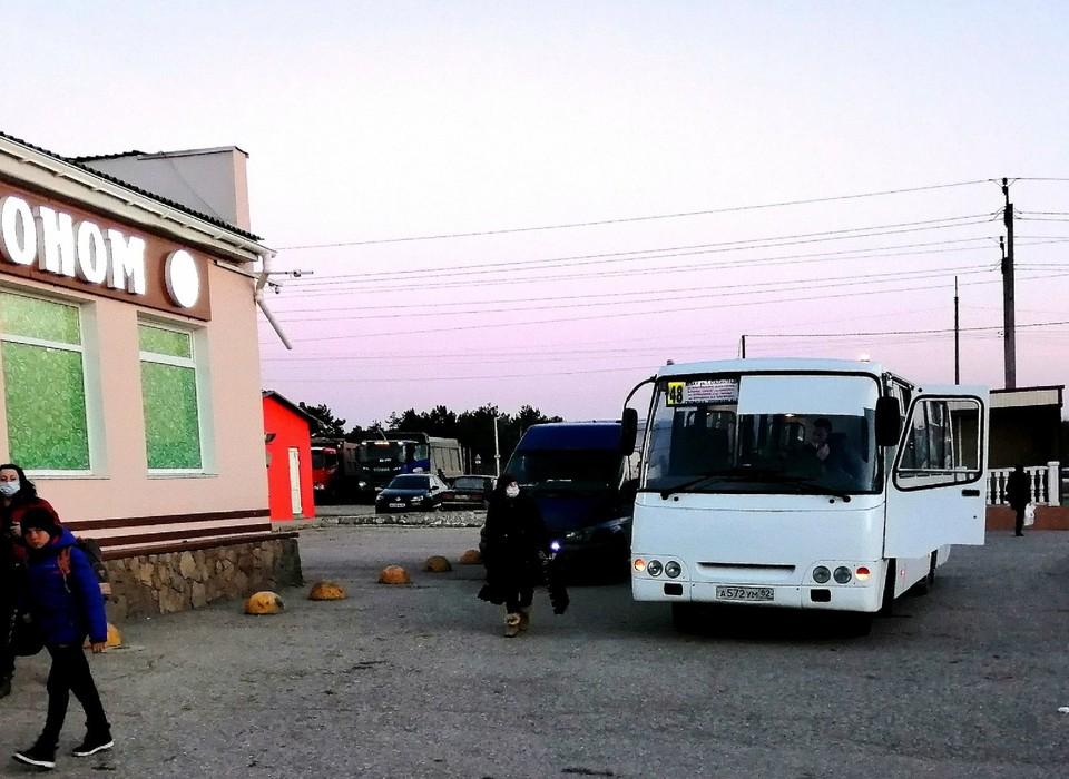 В Крыму хотят обновить подвижной состав общественного транспорта.