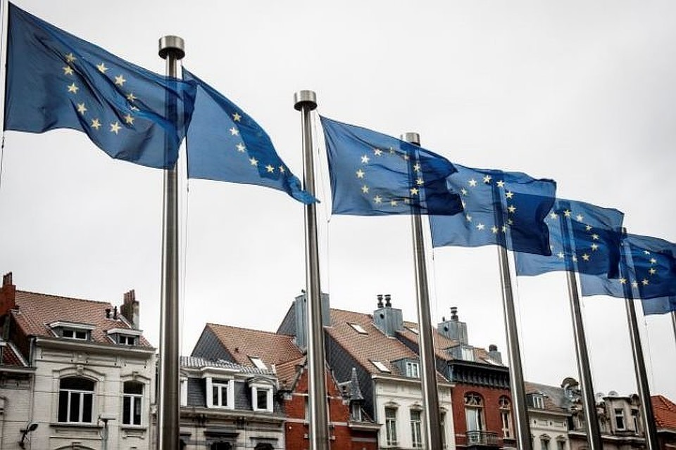 """Европарламент призвал ЕС остановить строительство """"Северного потока-2"""""""