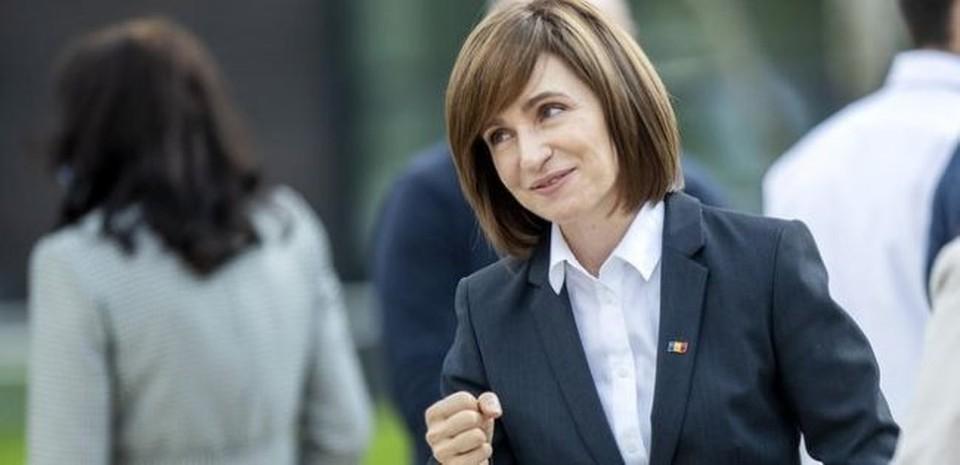 Гражданка Румынии Майя Санду отменила через КС множество благ для людей и бизнеса в Молдове. Фото: соцсети
