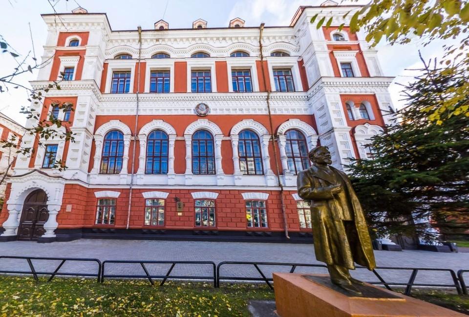 БГПУ – старейший педагогический вуз в Дальневосточном регионе. Фото: БГПУ
