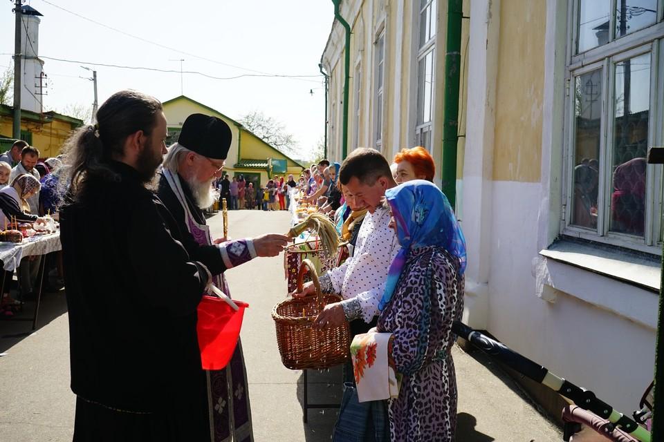 Пасхальные богослужения в Орловской области пройдут с ограничениями по коронавирусу