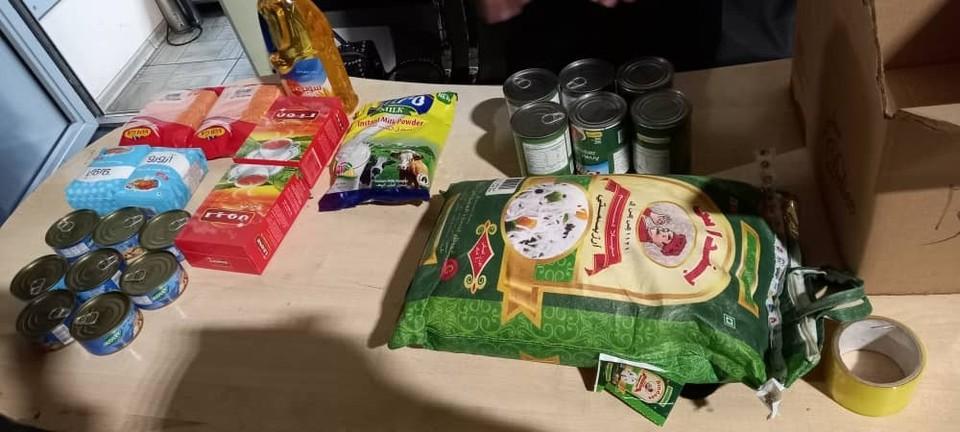 Минздрав направил в Баткенскую область продукты.
