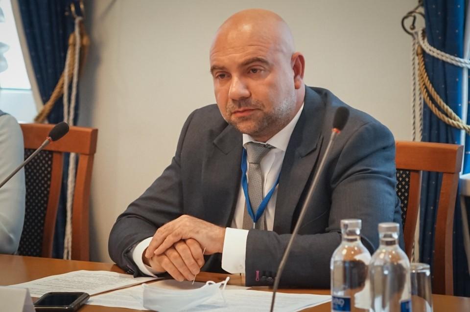 Тимофей Баженов.
