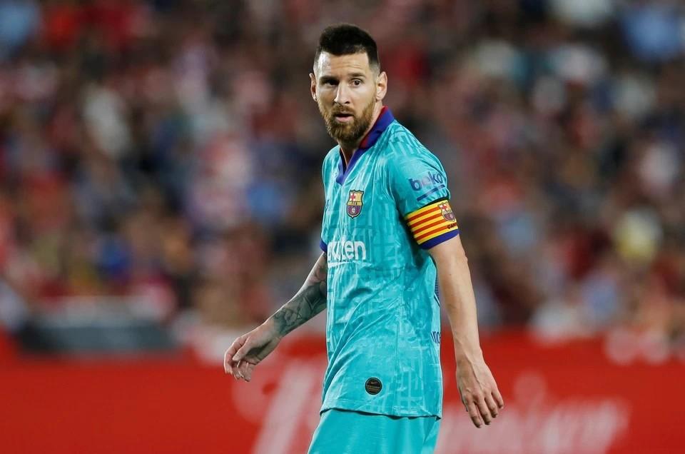 Лионель Месси намерен продлить контракт с «Барселоной»