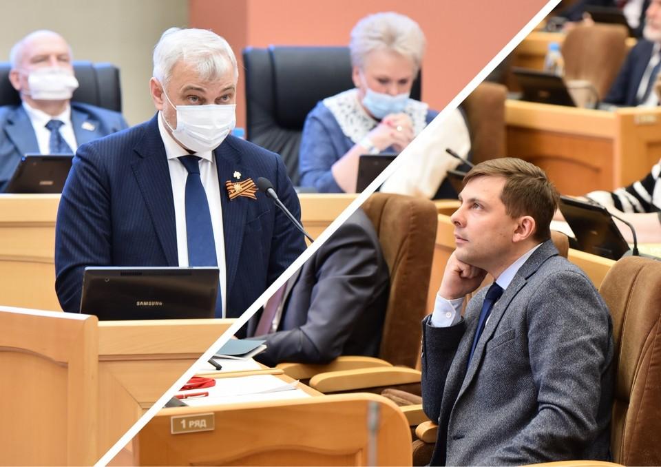 Депутат Олег Михайлов выступил, мягко говоря, с резкими и даже местами оскорбительными замечаниями в адрес главы Коми Владимира Уйбы.