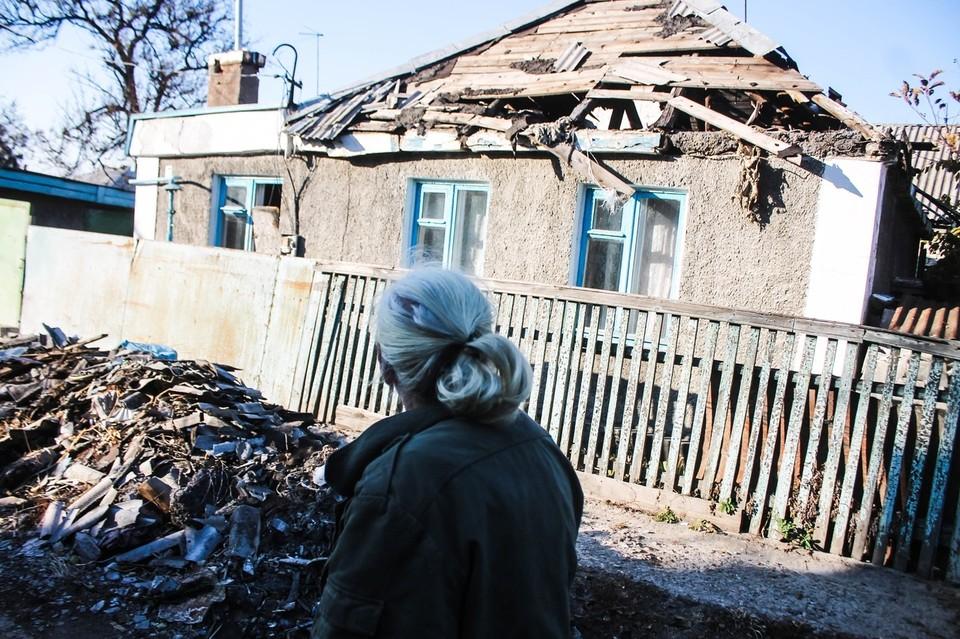 ВСУ продолжают стрелять по Республикам Донбасса (Архивное фото)