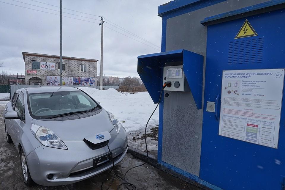 Владельцев электромобилей в Орловской области освободили от транспортного налога