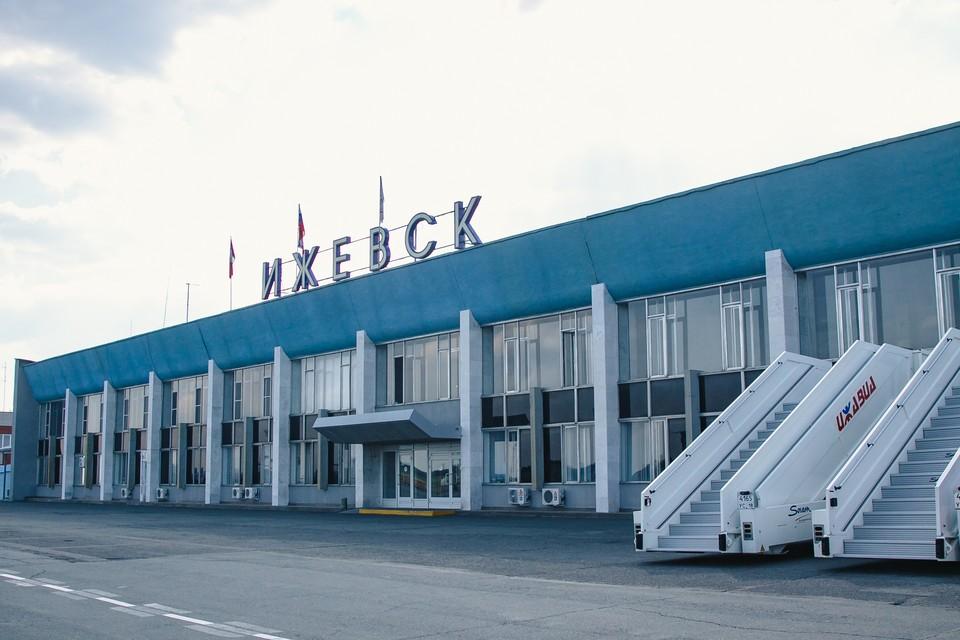 В аэропорту Ижевска появится больше рейсов