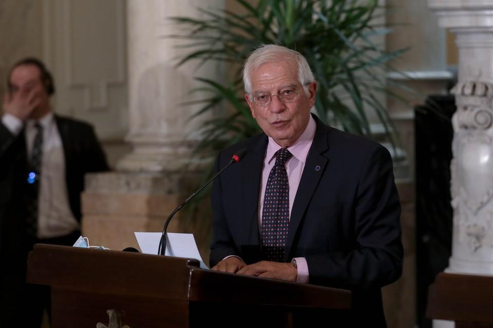 Жозеп Боррель назвал санкции РФ против еврочиновников лишенными оснований и неприемлемыми