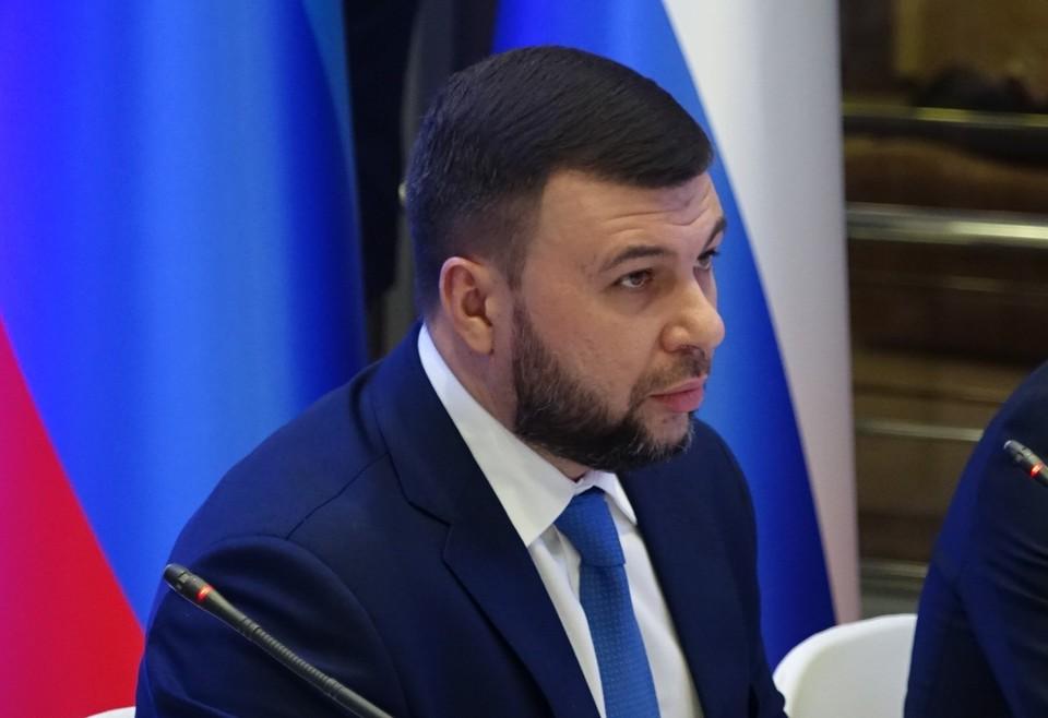 Пушилин: «пасхальное перемирие» в Донбассе было пиар-идеей Киева