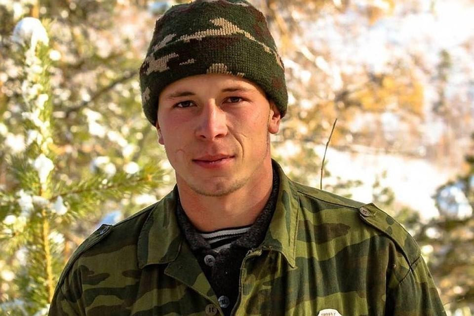 Инспектор Сергей Красиков