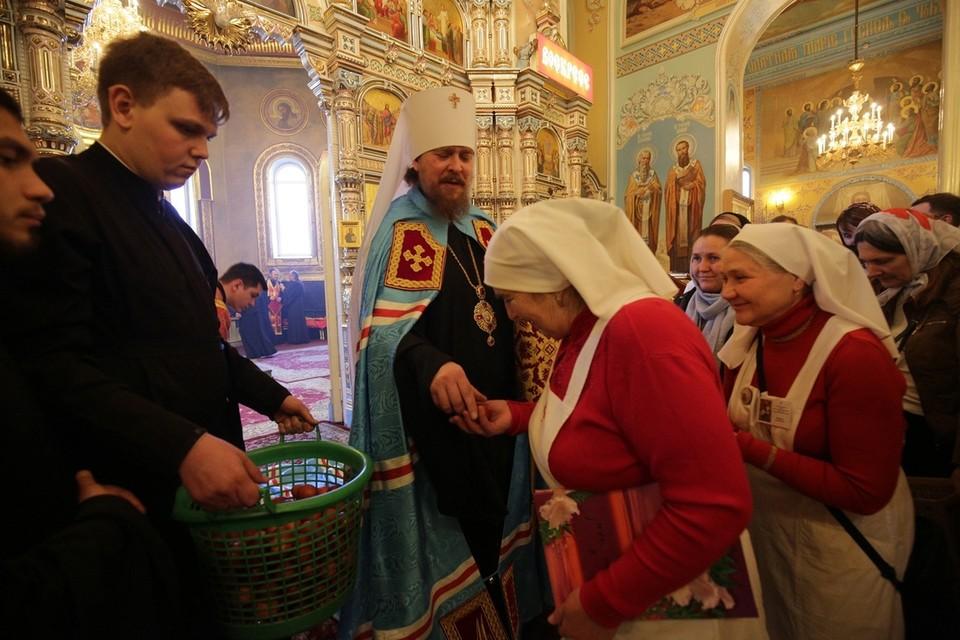 В этом году Пасху отметили масштабно. Фото: Челябинская епархия