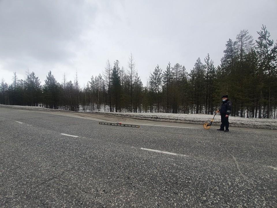 Сотрудники Госавтоинспекции Ноябрьска проверили местные дороги на безопасность